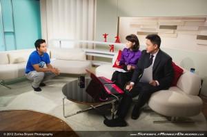 Channel NewsAsia AMLive - Parkour 1