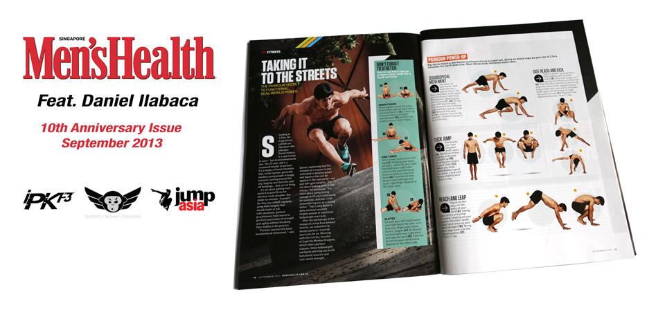 Men's Health 2013