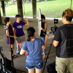Singtel TGIS 2, Ep10 Shoot, 1st Feb 2013