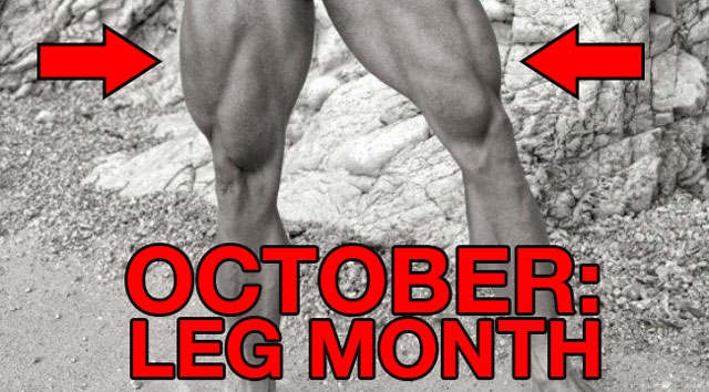 how to get really skinny legs in a month