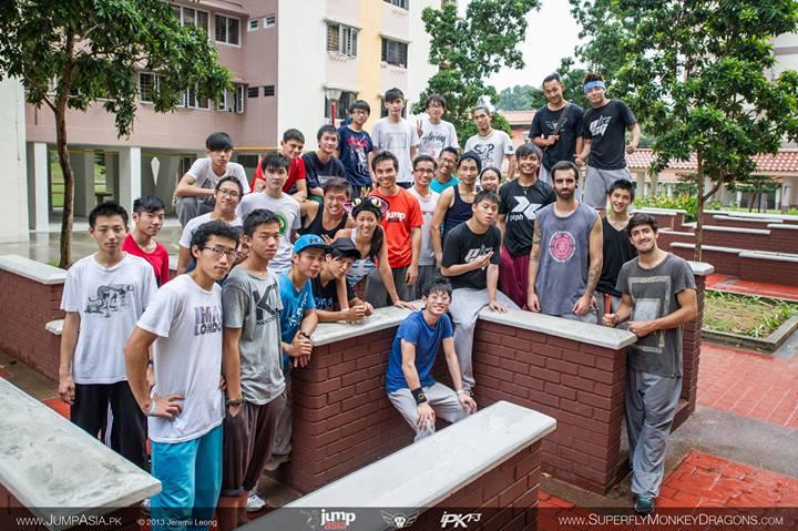 Jump Asia - Bedok
